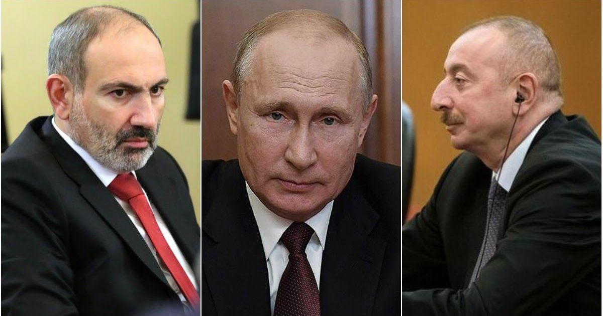 Фото Война закончена: Азербайджан и Армения заключили перемирие по просьбе Путина