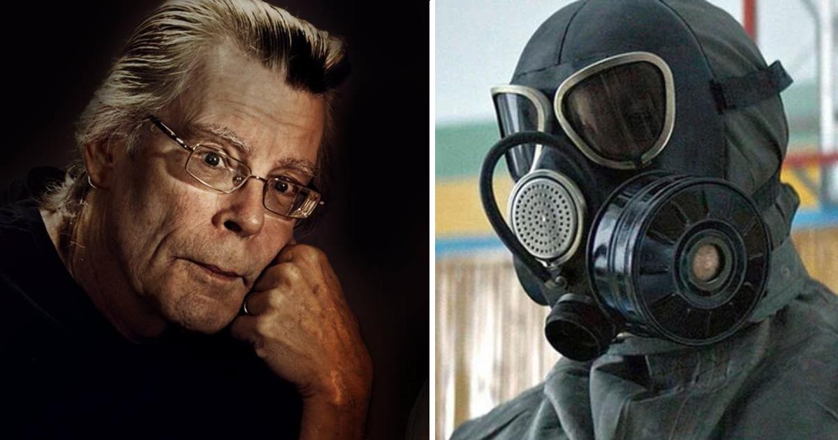 Фото Стивен Кинг внезапно похвалил российский сериал о пандемии