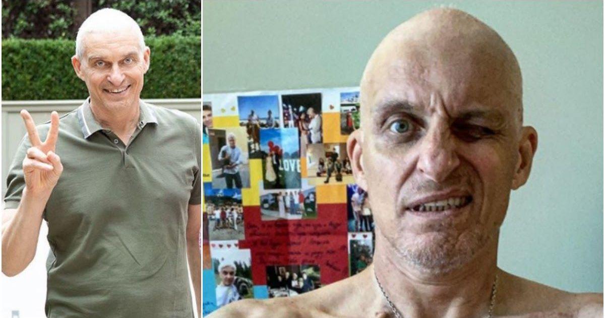 """Фото """"Господи, спаси и помилуй"""": заболевший раком крови Тиньков идет на поправку"""