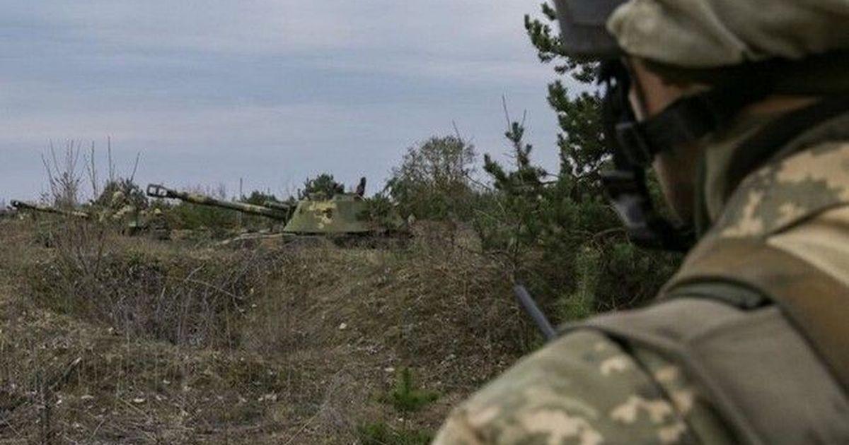 Фото За сутки на Донбассе позиции ВСУ обстреляли 5 раз