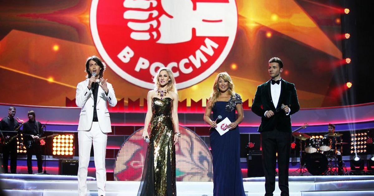 Фото «Марка №1 в России»: Anews вручает награды в Кремле