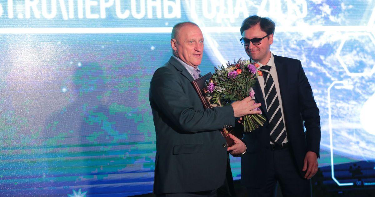 Фото Премия Best.ru: награждение в звездном стиле