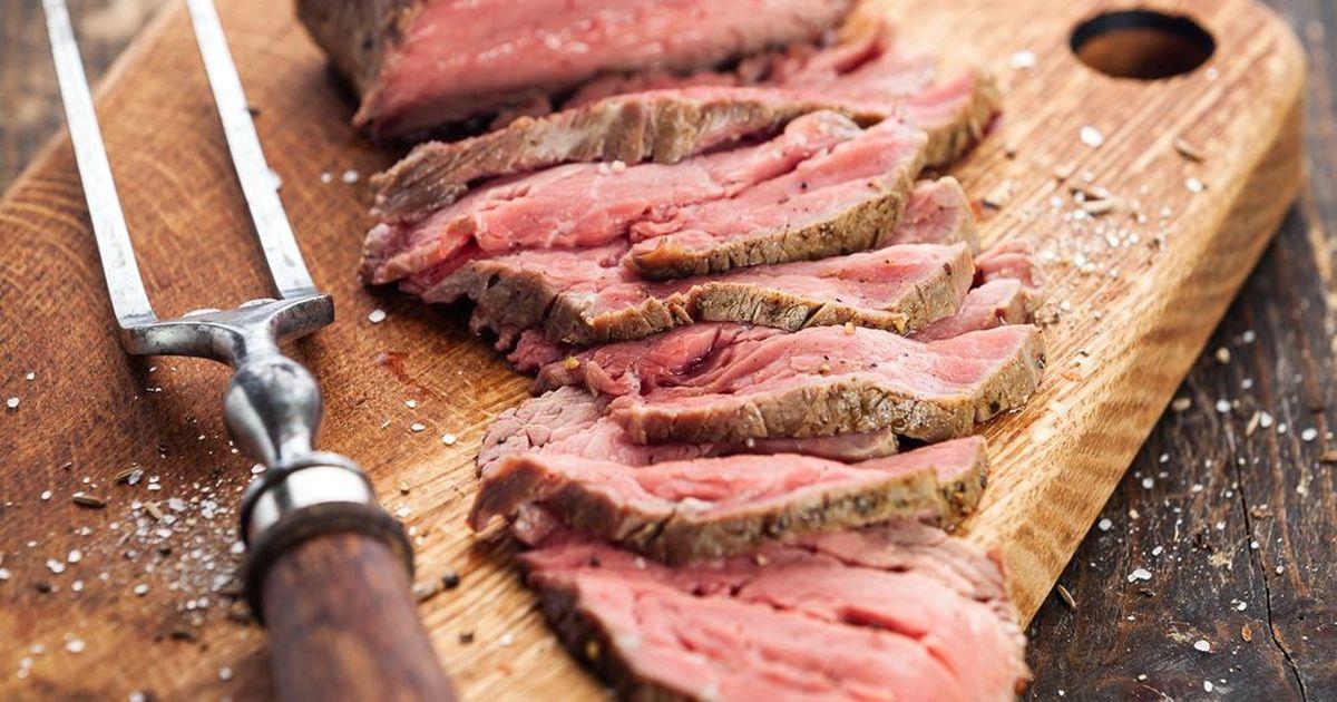 Фото Вырезка из говядины