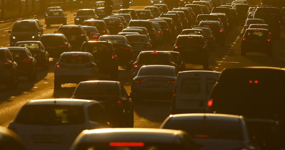 Фото «Чтобы сделать Москву автомобильным городом, придется снести 25% зданий»