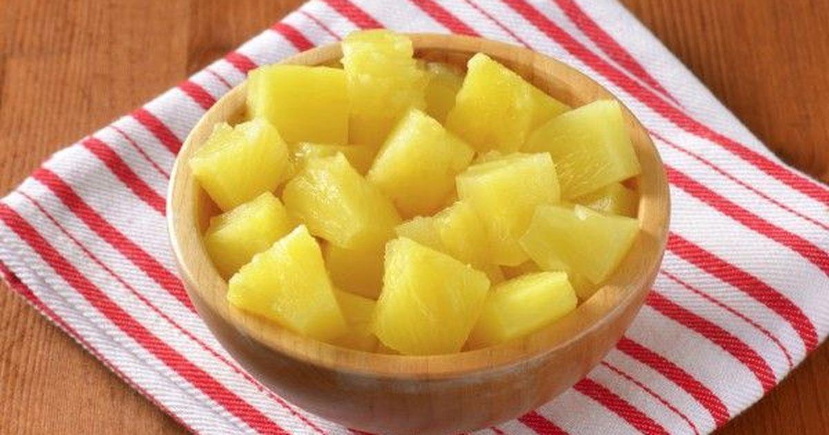 Фото Кабачки как ананасы