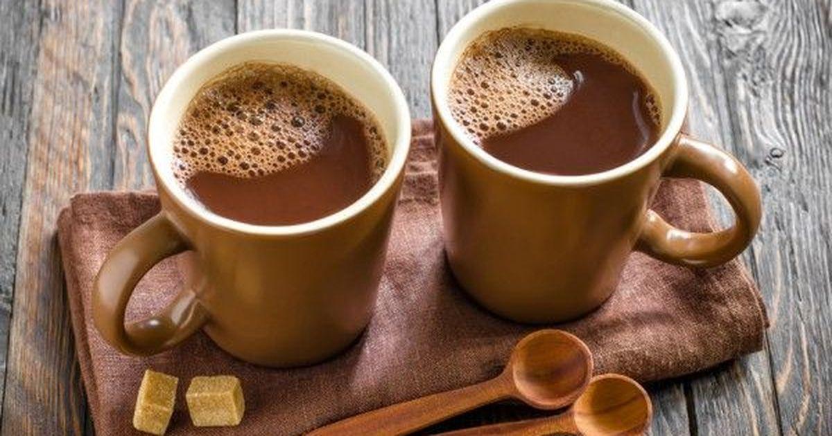 Фото Банановое какао