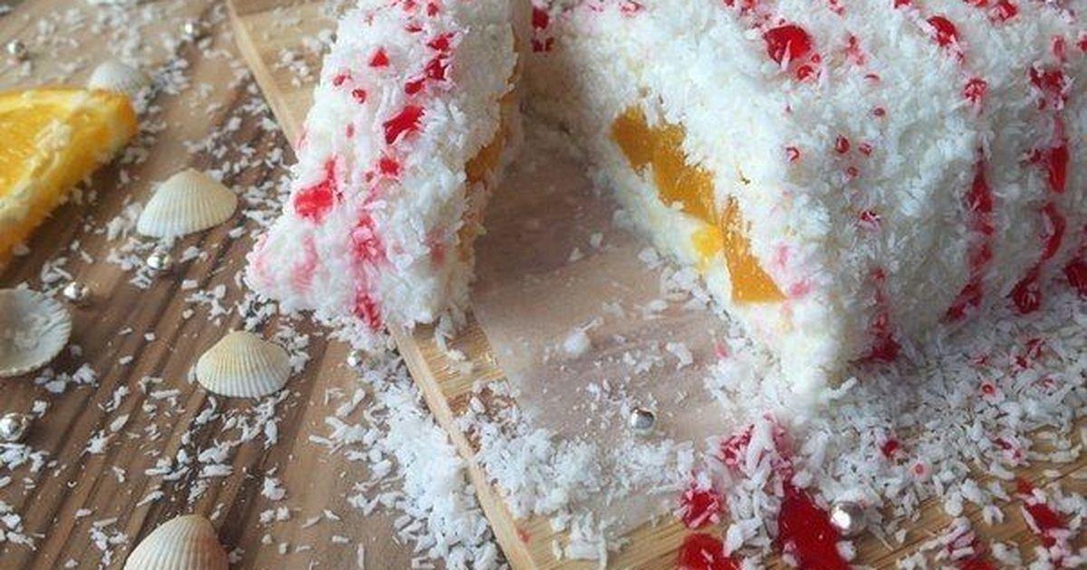Фото Творожный десерт
