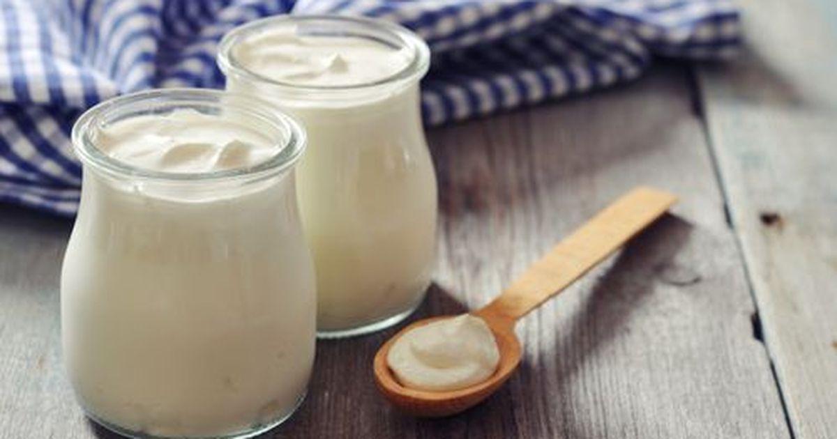 Фото Карамельный йогурт в мультиварке