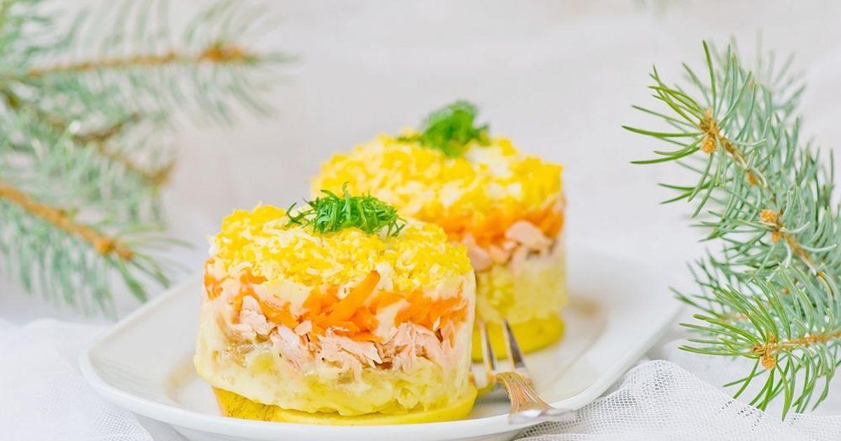 Фото ТОП–5 вкусных салатов