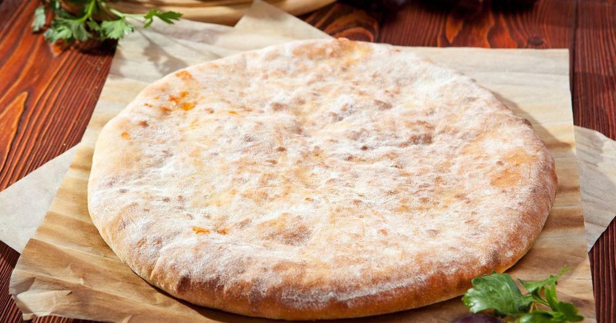 Фото Осетинский пирог с тыквой