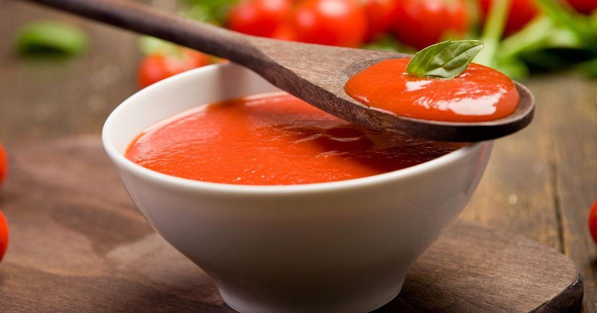 Фото Средиземноморский томатный соус