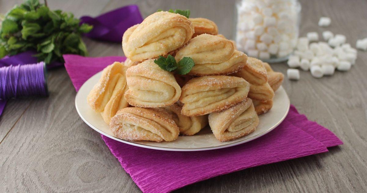 Фото Творожное печенье
