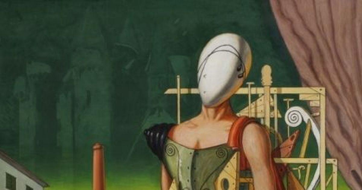 Фото Первая в РФ выставка Джорджо де Кирико — одного из ведущих мастеров искусства ХХ века