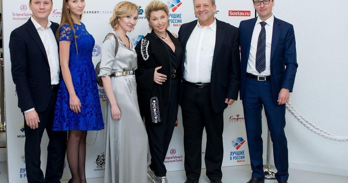 Фото Объявлены лауреаты бизнес-премии Лучшие в России-2016