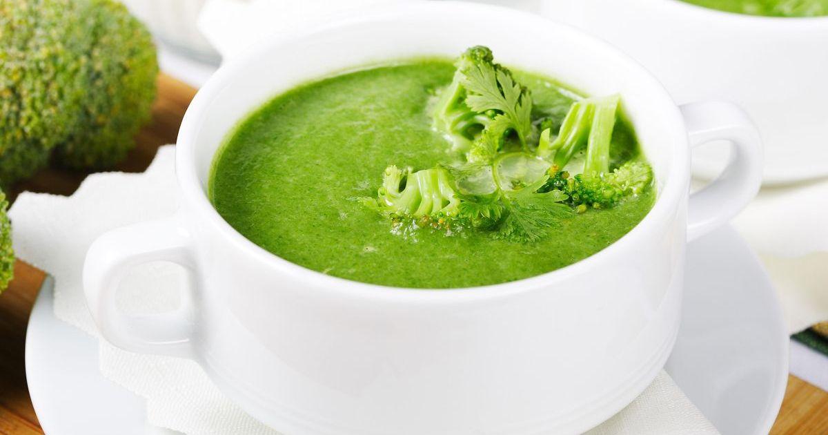 Фото Крем-суп из брокколи