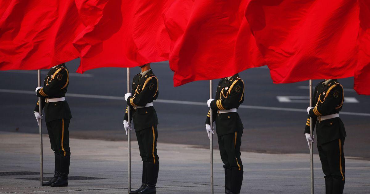 Фото «Никто не ждет свистка из Пекина, чтобы напасть на Россию-матушку»