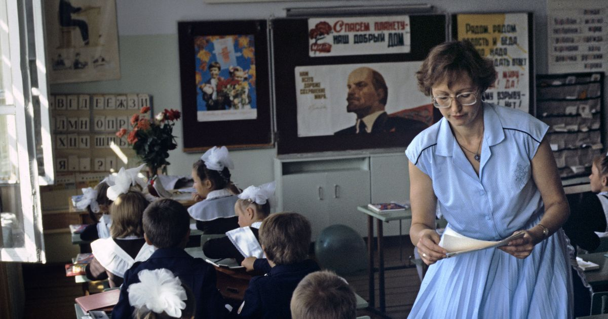 Фото «Русский язык платит большую цену за то, что был на службе советской идеологии»