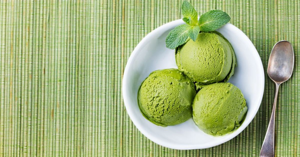 Фото Японское мороженое