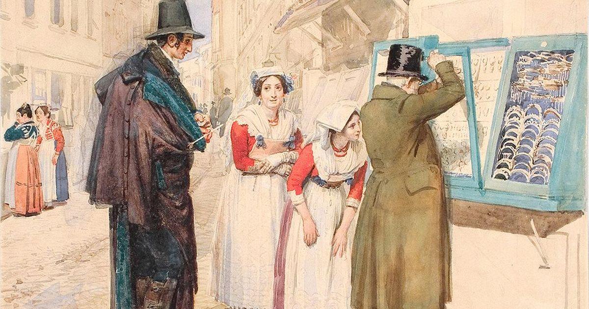 Фото Куда сходить: выставка «Конец прекрасной эпохи. Рисунок первой половины XIX века»