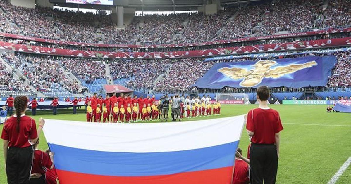 Фото Сборная России по футболу проведет очередной матч