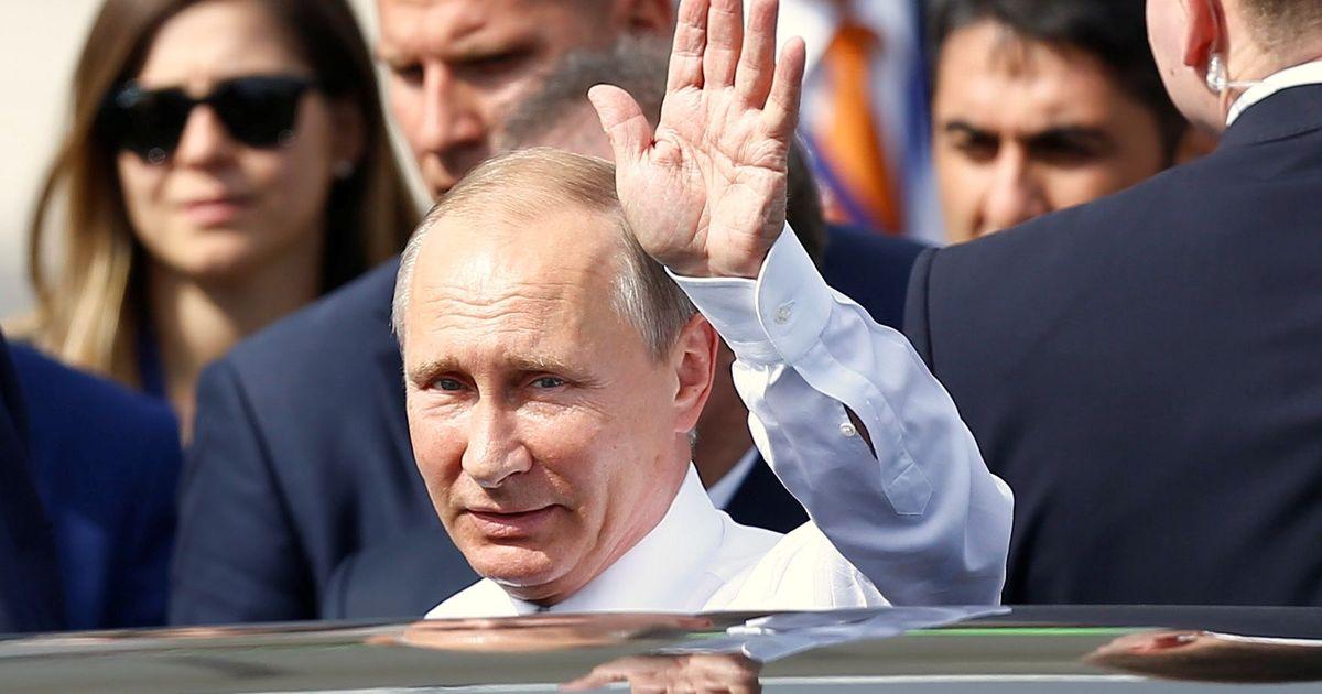 Фото «Если Путин уйдет в монастырь, начнется очень серьезная борьба»