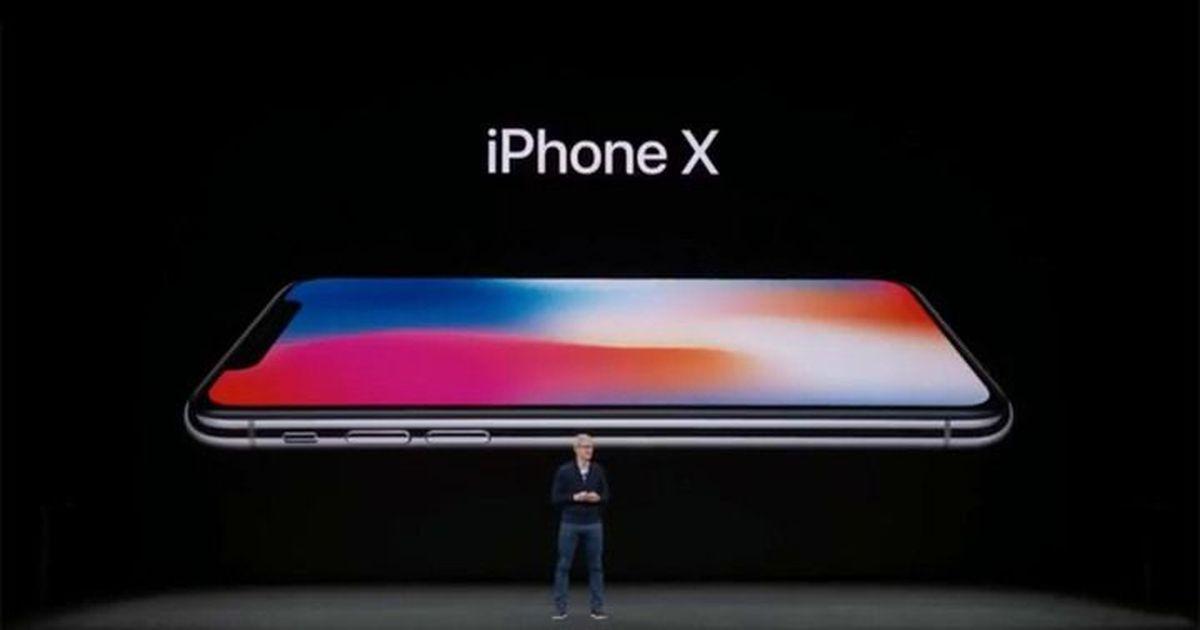 Фото Представлен новый iPhone X: красивый, мощный и очень дорогой