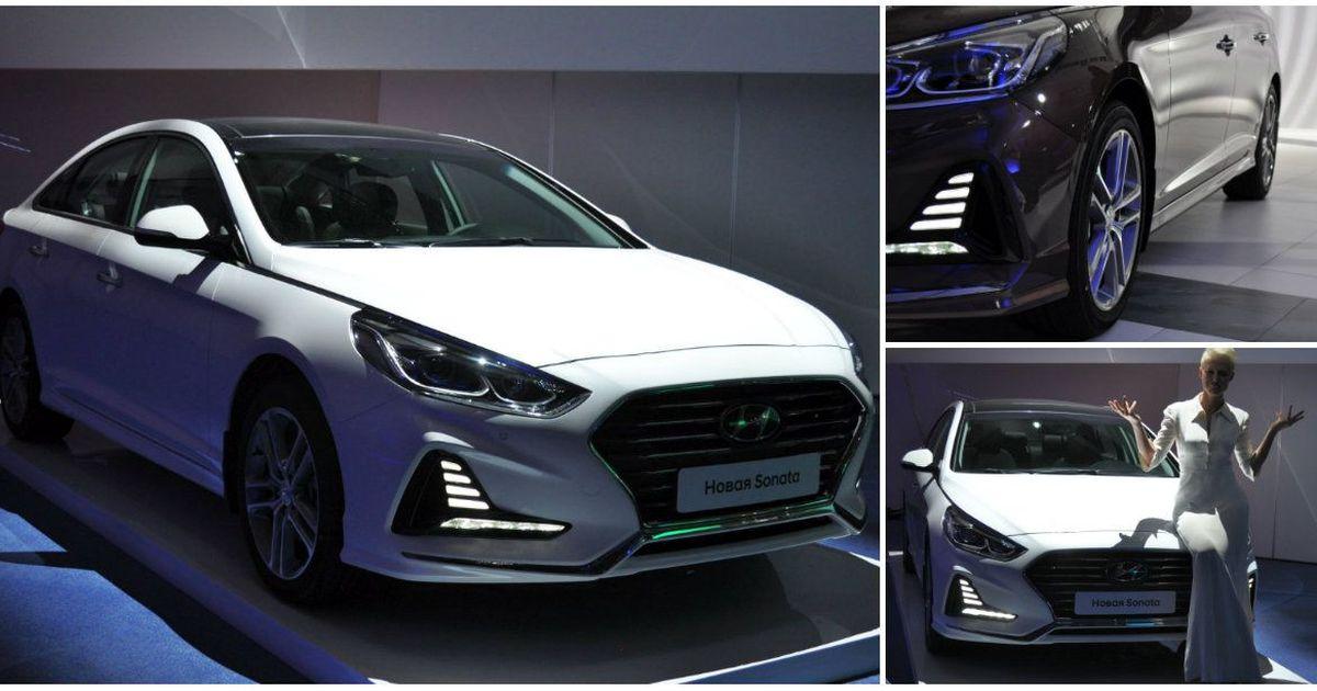 Фото Возвращение «Сонаты». Сюрпризы седана Hyundai, который вернулся в Россию