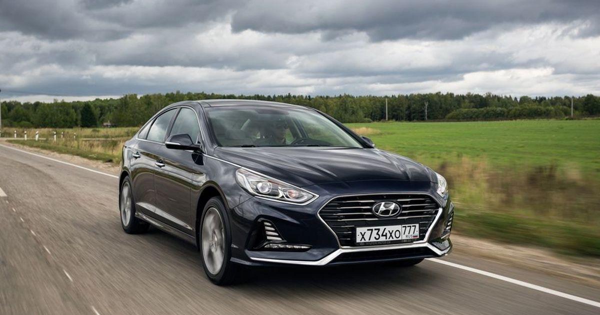 Фото Тест-драйв новой Hyundai Sonata: мнение гаишника и