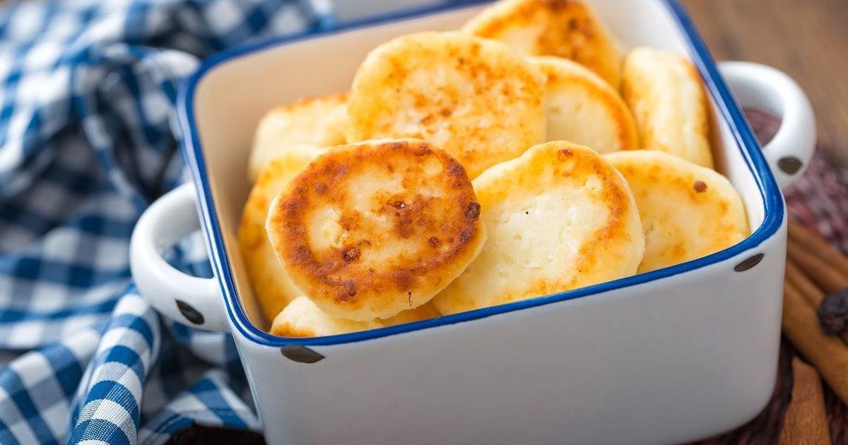 Фото Идеальные сырники по-домашнему