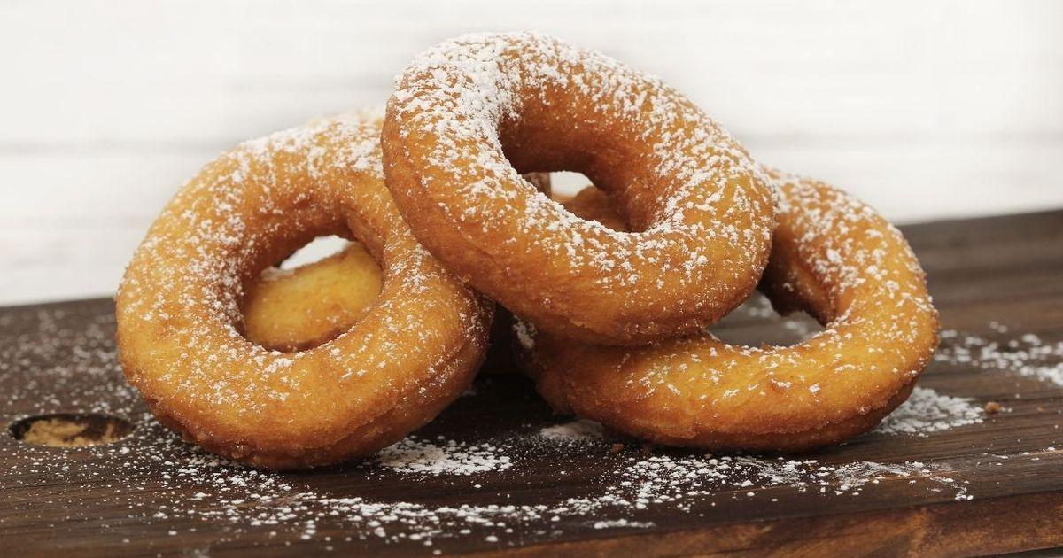 Фото Вкуснейшие домашние пончики