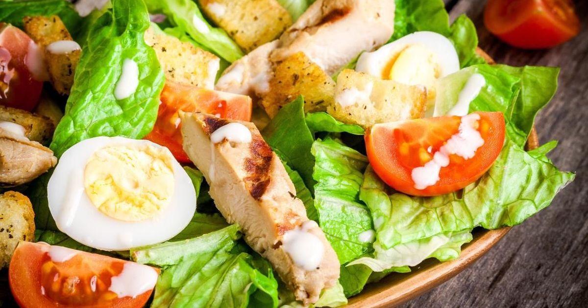 Фото Вкуснейший салат