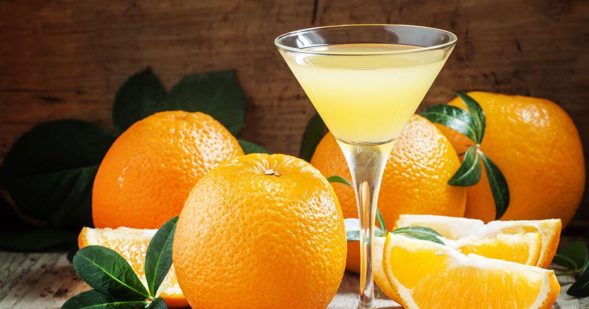 Фото Оранчелло из апельсинов – домашний алкогольный напиток