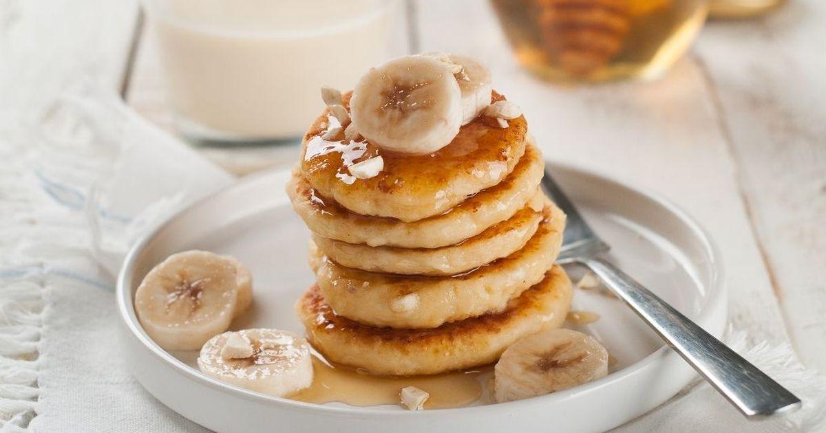 Фото Вкуснейшие творожно-банановые сырники