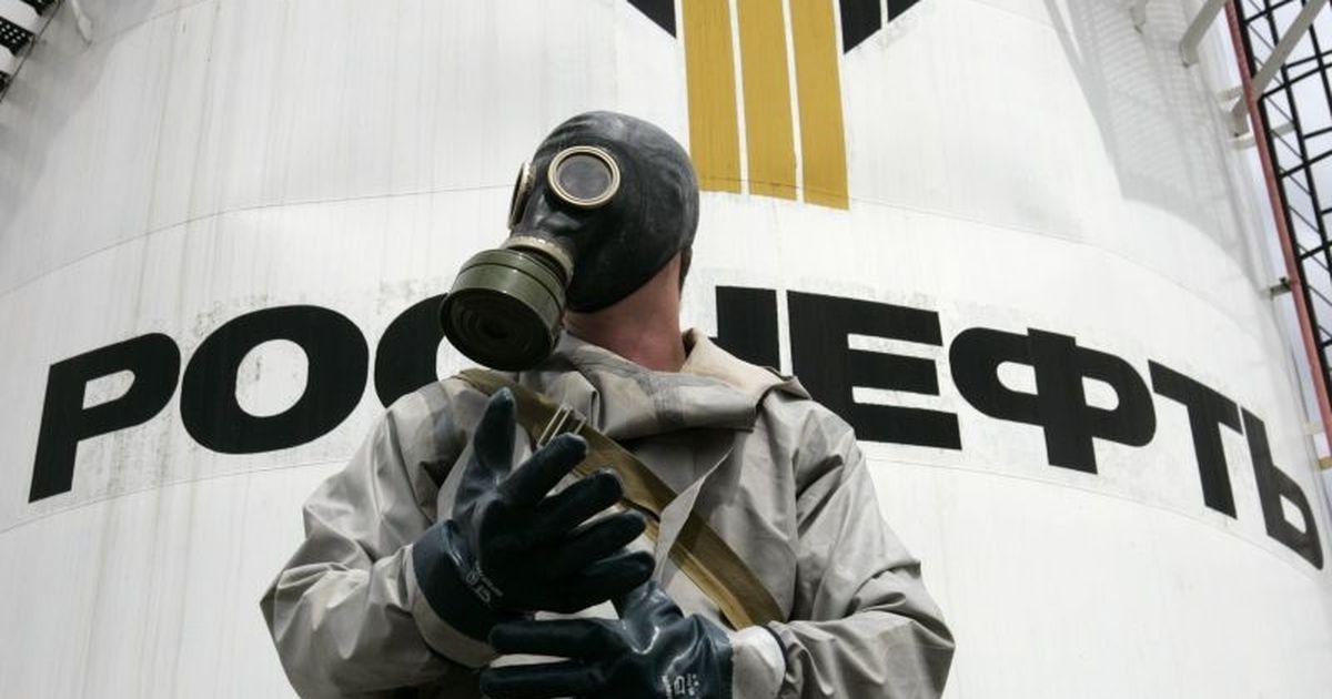 Фото «Роснефть» объявила о начале добычи газа в Египте