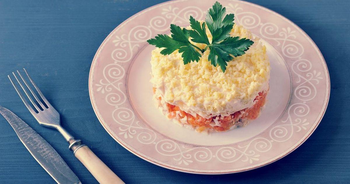 Фото Диетический салат