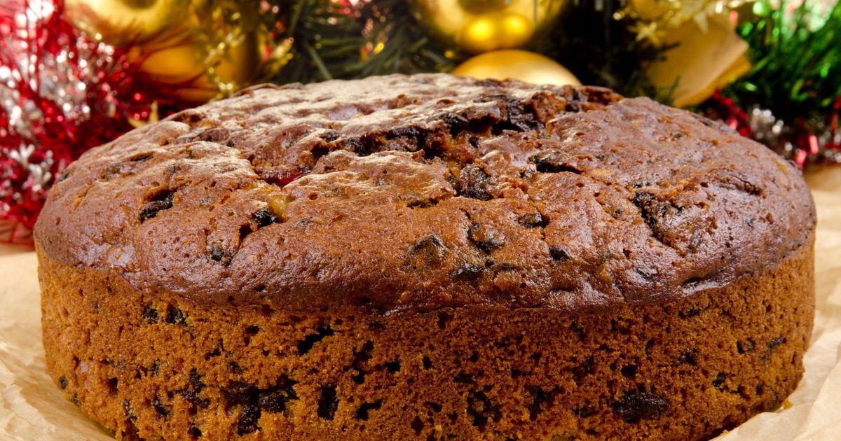 Фото Рождественский пирог