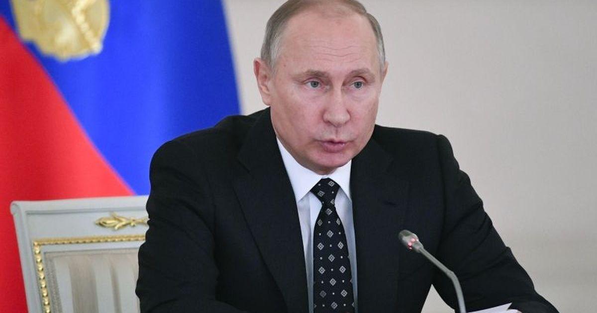 Фото Путин заявил, что криптовалюта не может быть средством накопления