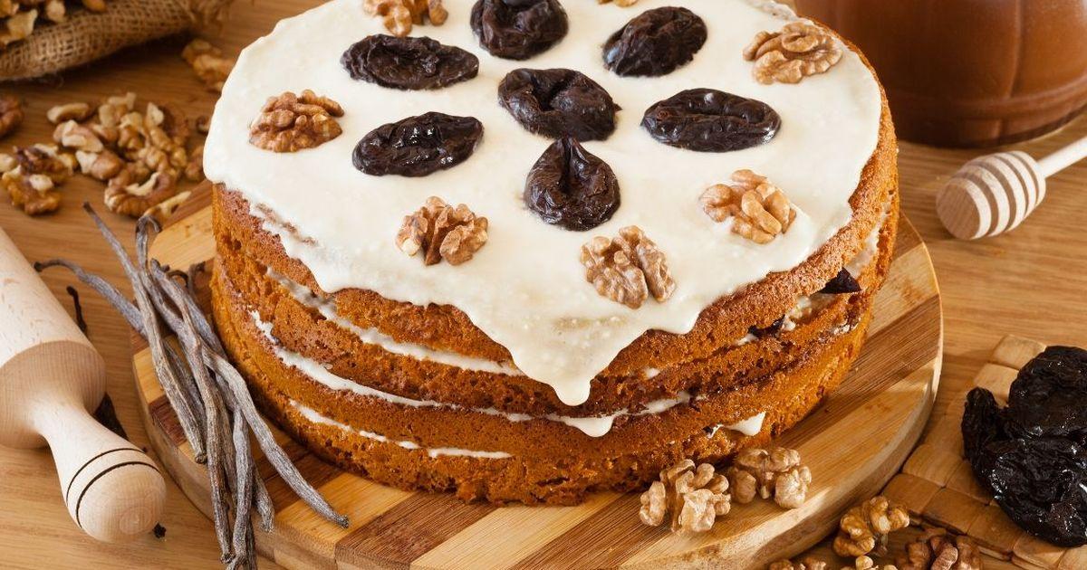 Фото Вкуснейший торт