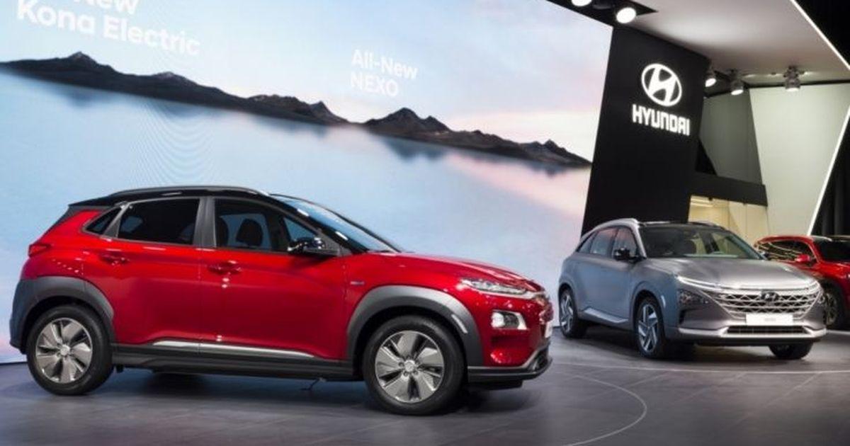 Фото Что компания Hyundai привезла на Женевский автосалон-2018