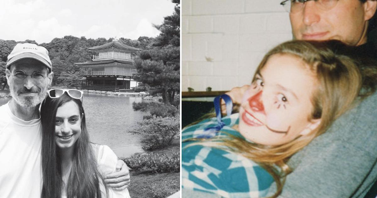 Фото Эксцентричный гений: дочь Стива Джобса поделилась воспоминаниями об отце