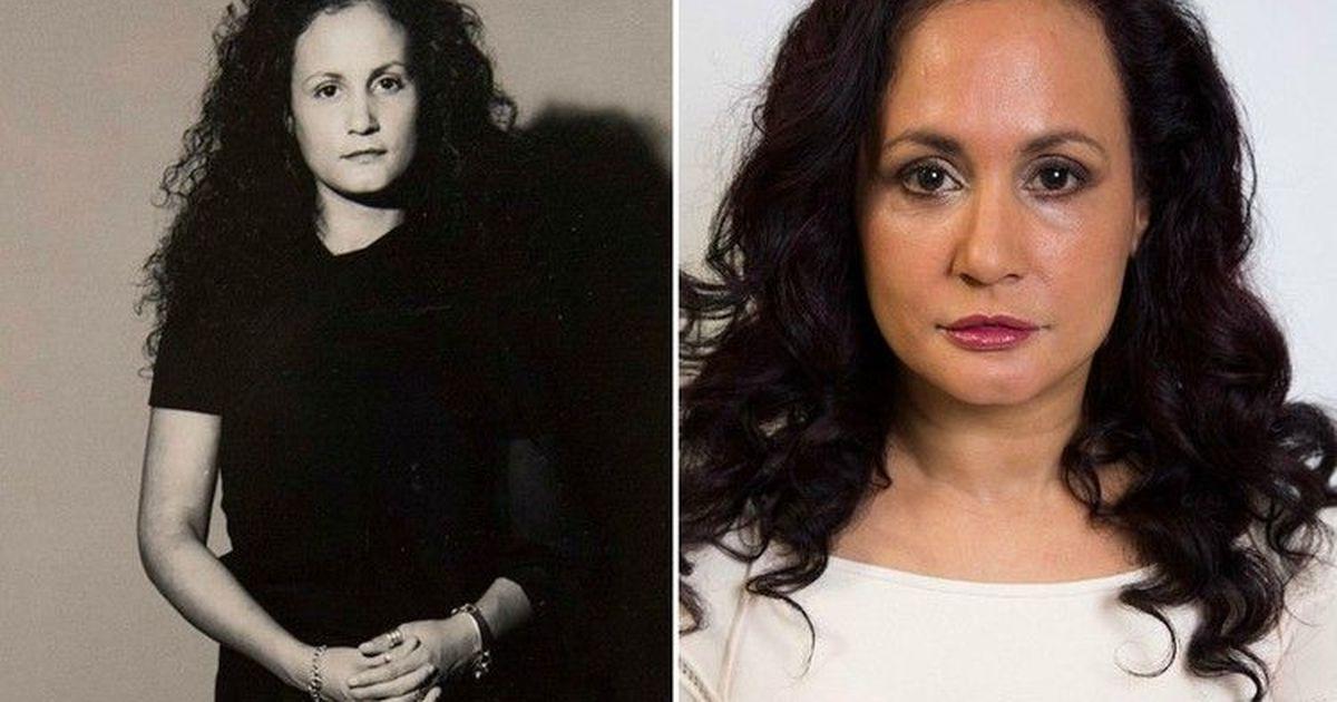 Фото Женщина не улыбается более 40 лет, опасаясь морщин