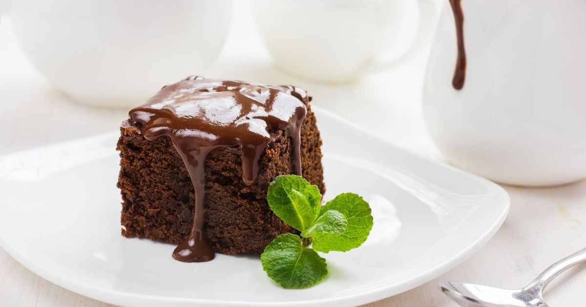 Фото Домашний шоколадный брауни