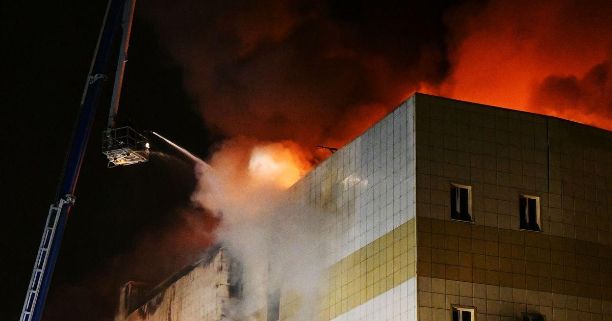 Фото Гори оно огнем. Кто виноват, что в российском ТЦ погибли десятки людей