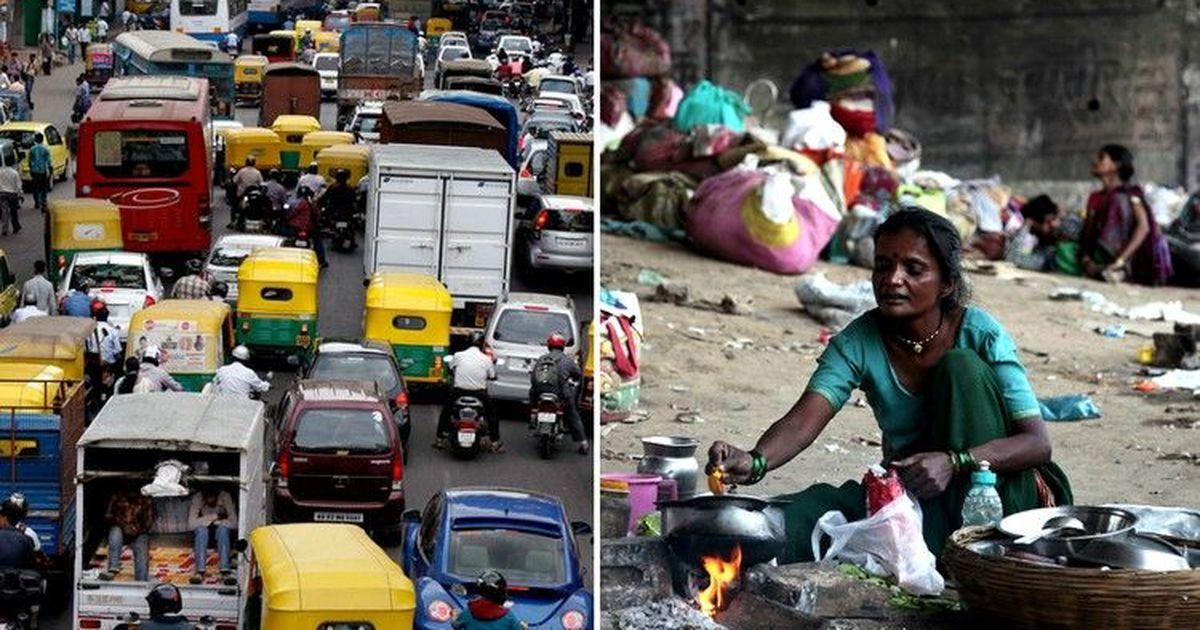 Фото Страна контрастов: странные и жуткие факты об Индии