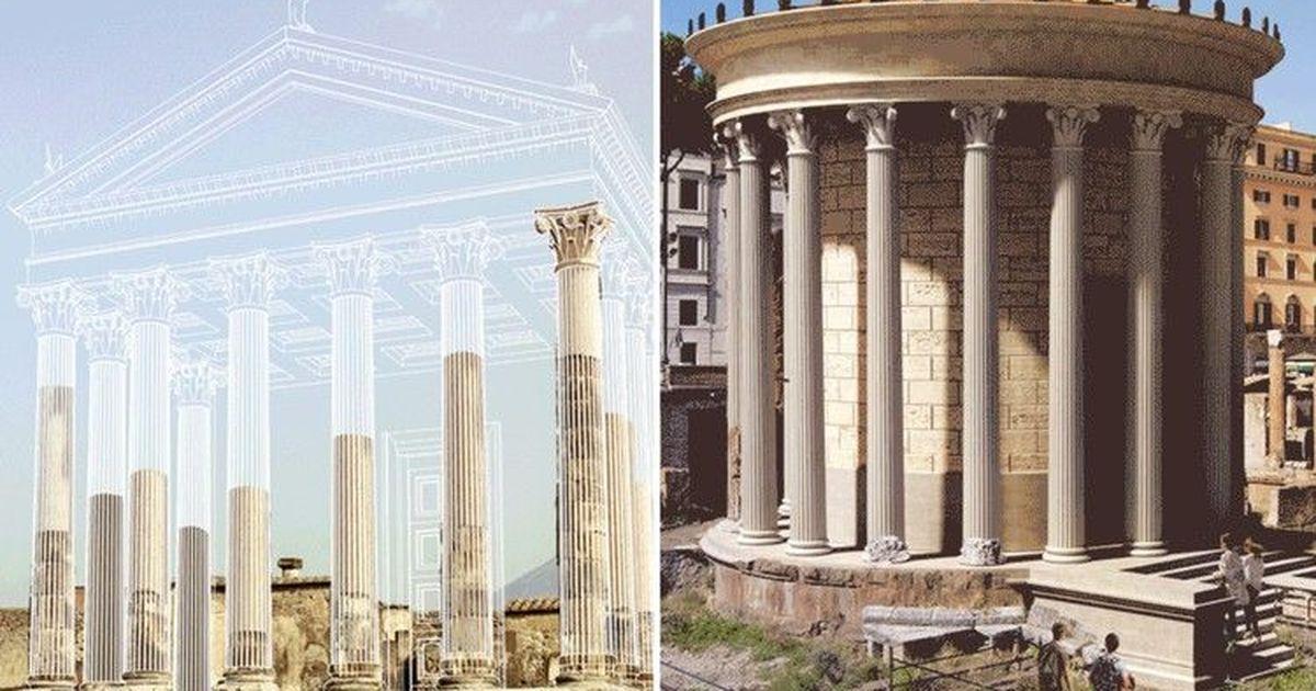 Фото Былое величие: проект Expedia восстанавливает древние руины