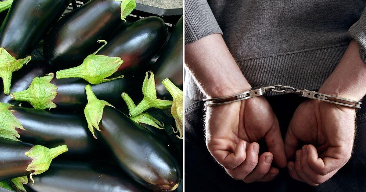 Фото Суду потребовалось 9 лет на оправдание укравшего баклажан мужчины