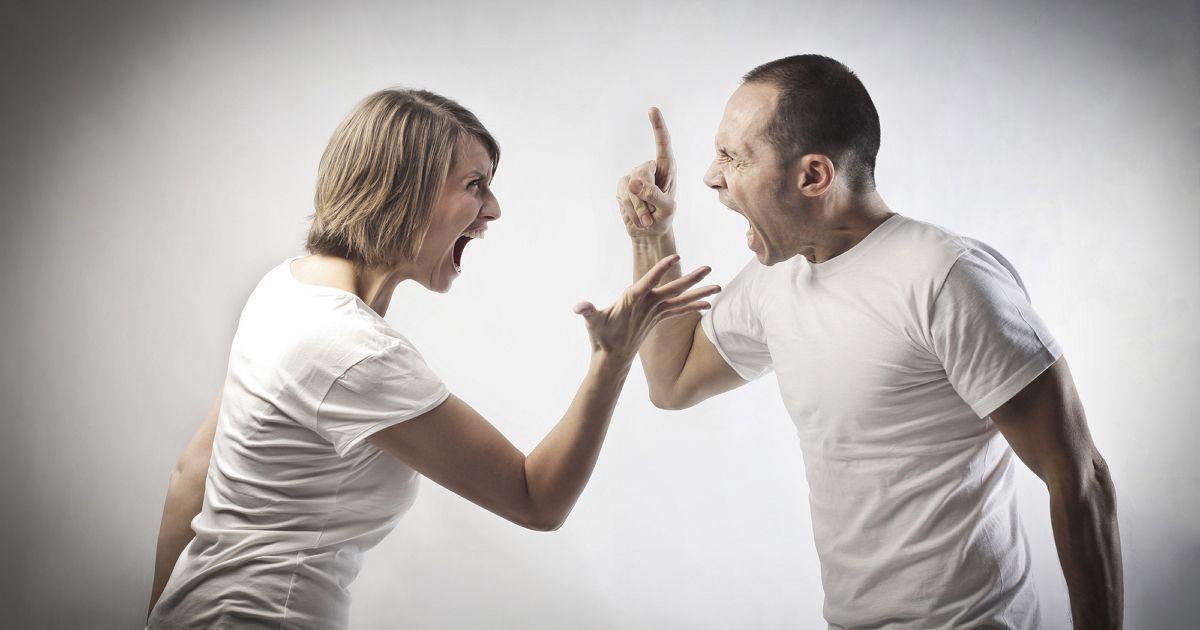 Фото 7 вещей, которые нельзя говорить во время ссоры. Никогда