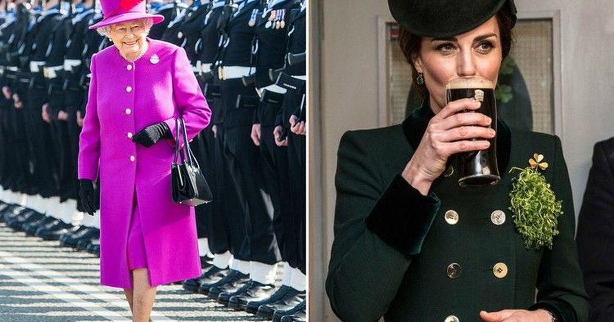 Фото Табу на красный лак.  Неожиданные модные правила, которым следуют в королевской семье