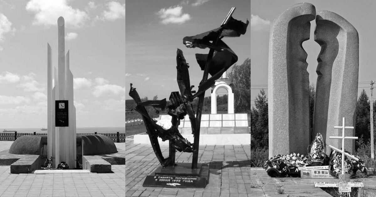Фото «Он шел по головам». Советские катастрофы эпохи гласности