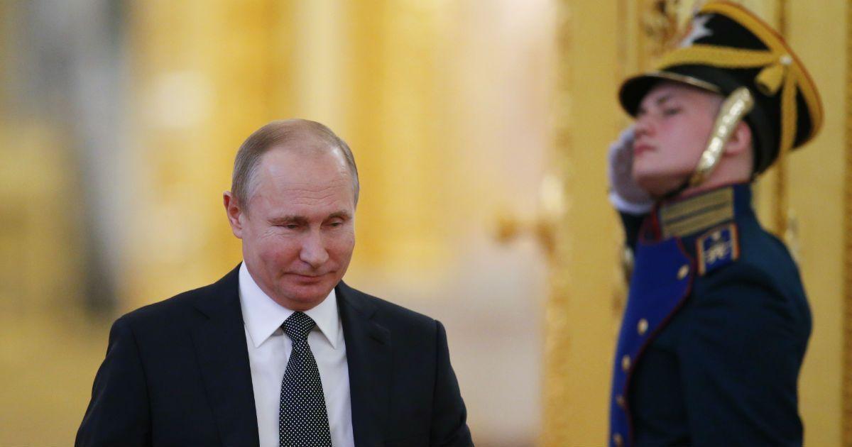 Фото Кроилово и попадалово. В чем проблема с «решительным прорывом» Путина